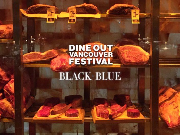 black + blue by glowbal group