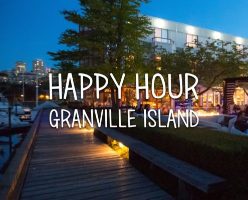 Happy Hour Granville Island